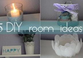 5 návodov na dekorácie do izby