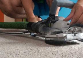 Ako spraviť nivelačnú stierku podlahy