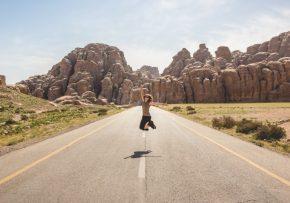 Cestovanie aužívanie života naplno