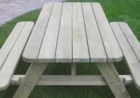 Inšpirácia na praktické záhradné sedenie