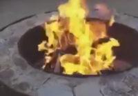 Nápad a realizácia záhradného ohniska