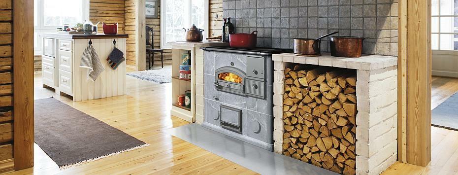 Rúra na pečenie v Tulikivi peciach - nutnosť pre milovníkov varenia a pečenia